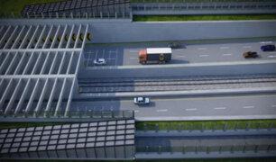 MML: reafirman que túnel Gambetta estará listo a fin de año