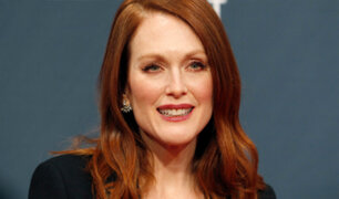 Julianne Moore regresa a la pantalla grande