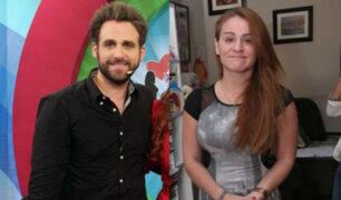 Lourdes Sacín y 'Peluchín' se dicen de todo vía Twitter