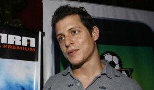Gino Pesaressi le brinda su respaldo a Alejandra Baigorria