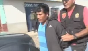 Chiclayo: policía capturó a 25 presuntos integrantes de banda delincuencial
