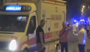 Dos explosiones en Turquía dejan al menos seis muertos