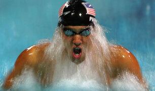 Río 2016: Michael Phelps avanzó a la final de 200 metros combinado