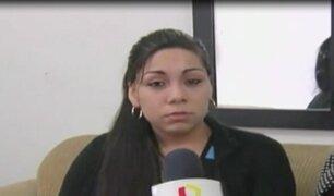 Autoridades se pronuncian a favor de joven acusada de burrier