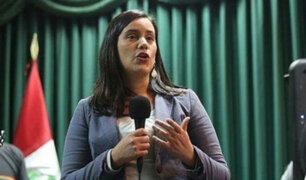 Mendoza asegura que será difícil sostener el gobierno de PPK durante cinco años