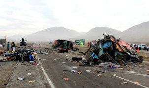 ¿Por qué se originan tantos accidentes en carreteras interprovinciales?