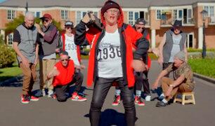 Nueva Zelanda: Ancianitos bailan al ritmo de Taylor Swift