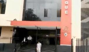 Chiclayo: delincuentes se fugaron de carceleta del Poder Judicial