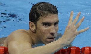 Bloque Deportivo: Michael Phelps ganó cuarta medalla de oro en Río 2016