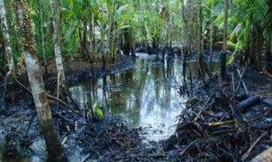 Reportan nuevo derrame de petróleo en región Loreto