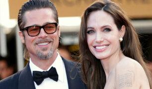 Brad Pitt y Angelina Jolie detuvieron el proceso de divorcio