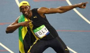 YouTube: Así ganó Usain Bolt el oro en Río 2016 [VIDEO]