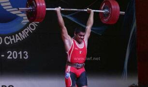 Hernán Viera rompió récord nacional en Río 2016