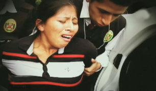 Ate Vitarte: mujer asesinó a su pareja con un cuchillo