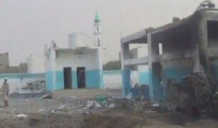 Yemen: bombardeo aéreo dejó 11 niños muertos
