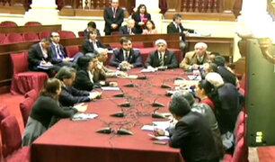 Congreso instaló Comisión de Relaciones Exteriores