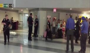 EEUU: celebración por Bolt habría provocado falsa alarma en aeropuerto
