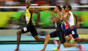 Río 2016: el show de Usain Bolt en las olimpiadas