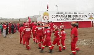 Callao: Nueva compañía de bomberos favorecerá a los AA.HH. de Ventanilla
