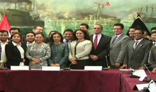 Congreso instala Comisión de Presupuesto presidida por Cecilia Chacón