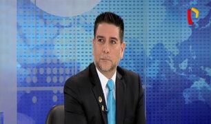 """Ruiz Vela: """"Guía de médicos legistas del Estado está desfasada"""""""