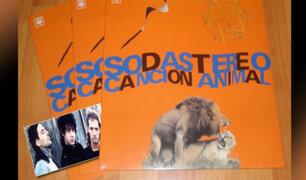 """Los 25 años de """"Canción Animal"""" de Soda Stereo"""