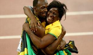 Río 2016: madre de Usain Bolt y su singular pedido