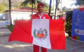Río 2016: peruano disputará la final de los 5 mil metros planos