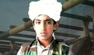 Hijo de Osama Bin Laden llama a derribar al gobierno saudita