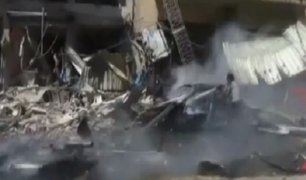 Siria: nuevos bombardeos se registran en Idlib y Damasco