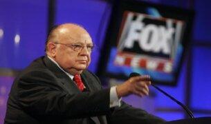 Donald Trump contrató como asesor a expresidente de 'Fox News'