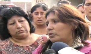 Madre de niña asesinada será sometida a múltiples interrogatorios
