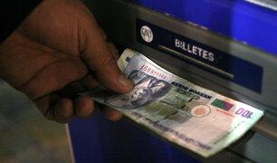 Bancos eliminan comisiones por retiro en cajeros automáticos