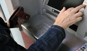 Imponen diez meses de prisión efectiva a venezolanos que roban cajeros automáticos