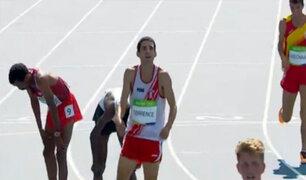 Río 2016: David Torrence y sus emotivas palabras tras clasificar a la final