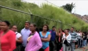 Venezuela: continúa la crisis por escasez de alimentos