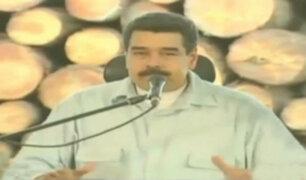 Venezuela: Maduro amenazó a oposición si intentan dar golpe de estado
