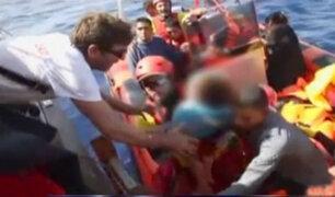 Libia: encuentran cuerpos de niñas sirias en el Mediterráneo