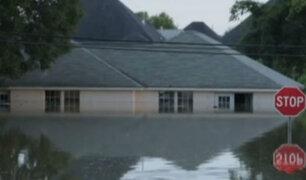 EEUU: precipitaciones continúan azotando gran parte de Louisiana