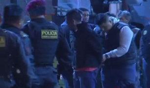 Capturan a delincuentes que intentaban robar en fábrica