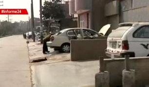 Informe 24: vecinos impedidos de usar espacios públicos