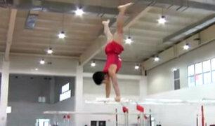 Conmovedoras historias de superación de niños gimnastas