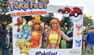 Pokémon Go: así fue el primer PokéFest en Lima