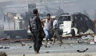 Siria: nuevos bombardeos se registraron en Douma y Homs
