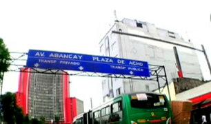 Un día en Abancay: recorrido por la avenida de todas las sangres