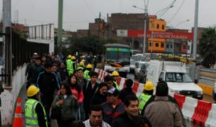Puente Bella Unión: caos y malestar por congestión en la zona
