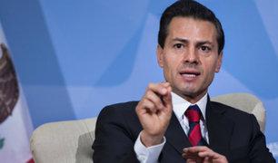 México: denuncian que Peña Nieto plagió tesis