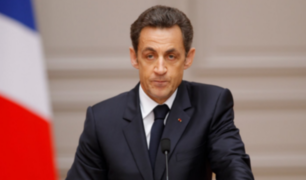 Francia: Sarkozy anuncia candidatura a la presidencia