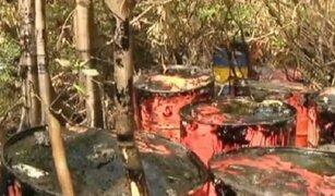 Se reportaron nuevos derrames de petróleo en la amazonía