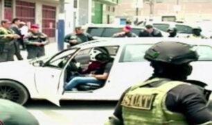 Escuadrón de la muerte: PNP bajo cuestionamientos